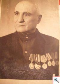 Стешиц Гаврила Петрович  (1897-1978) ( из альбома музея гимназии)